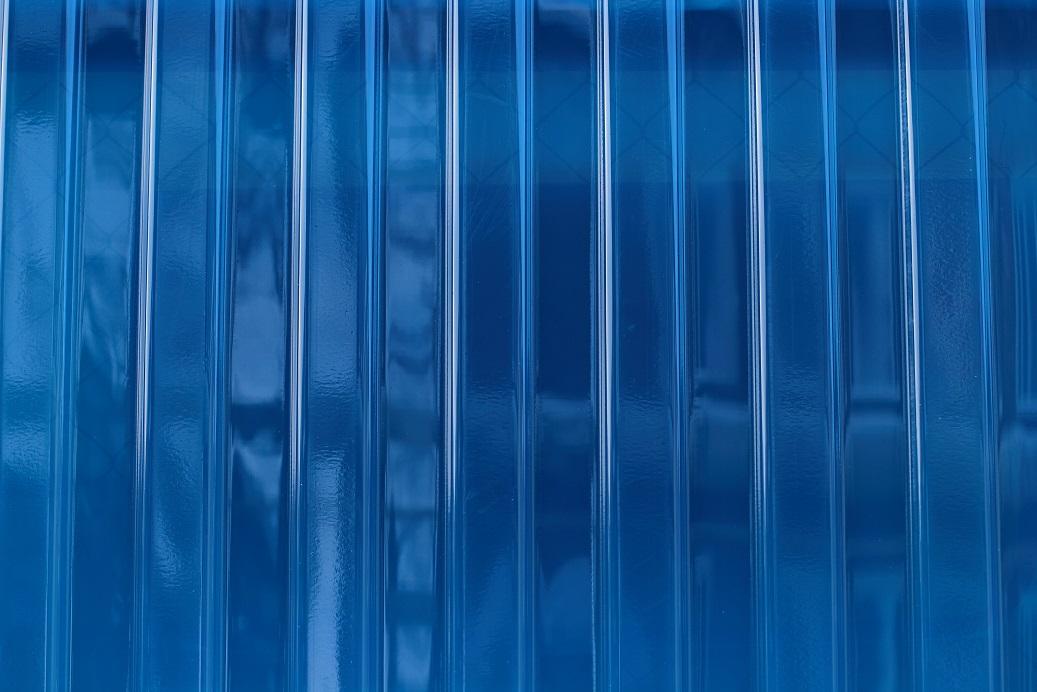 Профнастил ПЭТ синий