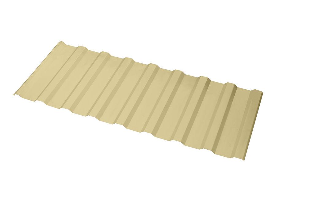 Профилированный лист МП 20 NORMAN 05mm 1014 Слоновая кость