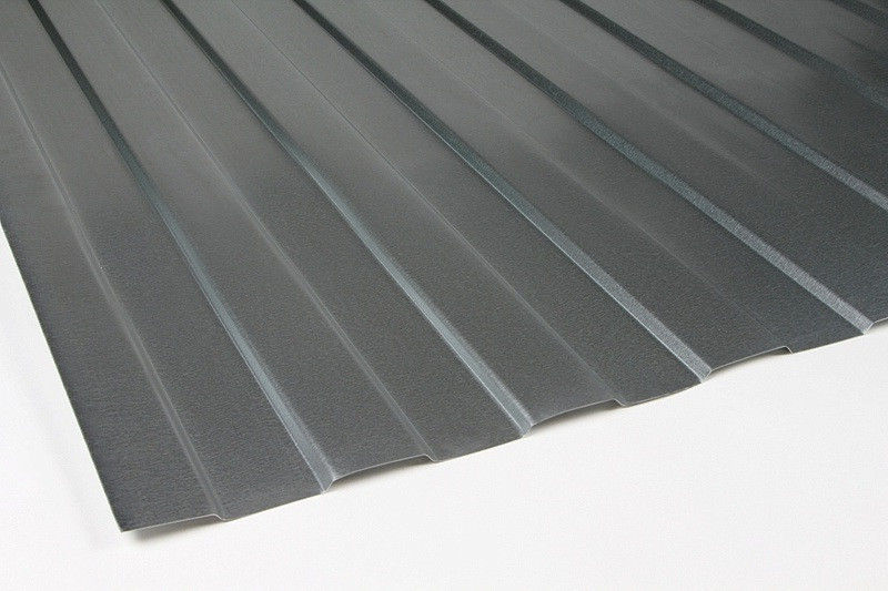 Профилированный лист С 8  Цинк 05 мм