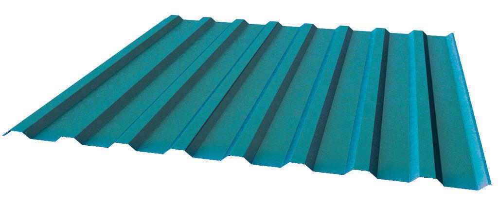 Профилированный лист МП 20 NORMAN 05mm 5021 Синяя вода