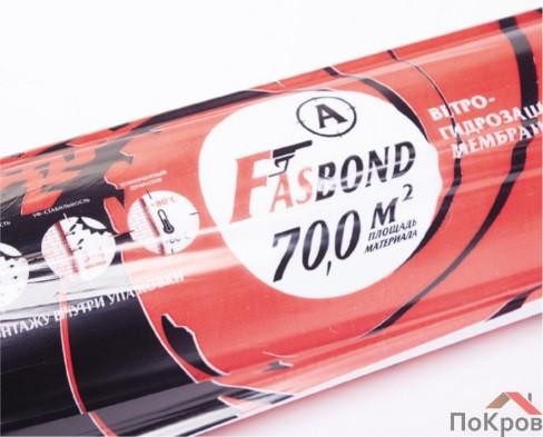 Мембрана гидроизоляционная ветрозащитная FASBOND (А)