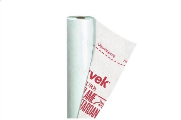 Мембрана гидроизоляционная Tyvek Soft